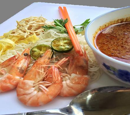 Sarawak Laksa ingredients - How to cook sarawak laksa